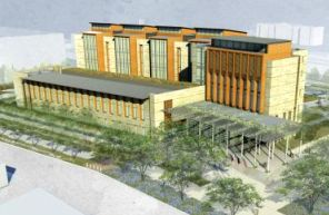 Proposed Courthouse