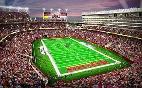 Proposed stadium