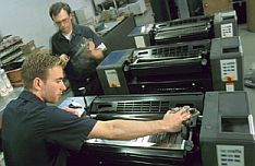 Outsourcing Printing