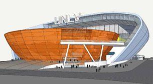 UNLV Stadium