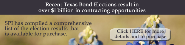 May 2012 Tx Bond Election
