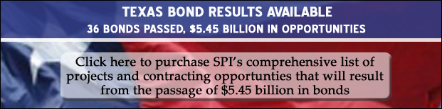 Nov. 2012 Tx Bond Election - Results Package