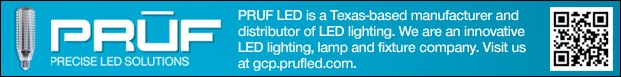 Pruf LED - superior LED lighting