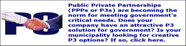 Looking for P3 Opps?