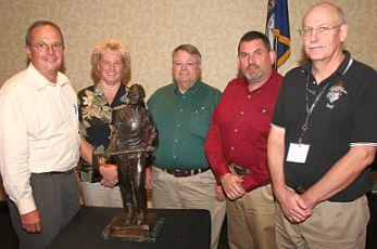 Pulaski Award