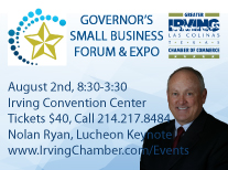 Governor's North Texas Small Business Forum & Business Expo