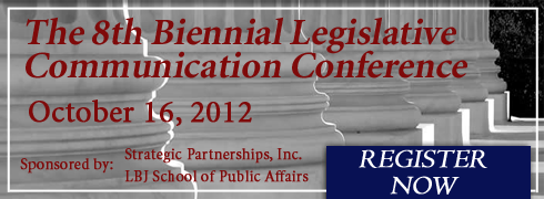 8th Biennial Legislative Conference - Register now