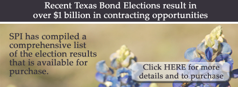 May 2012 Tx Bond Elections