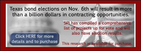 Nov. 2012 Tx Bond Elections