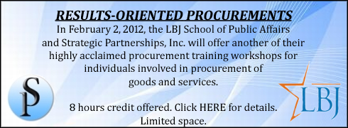 Results-oriented Procurements